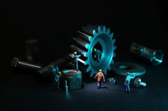 machinery repairs